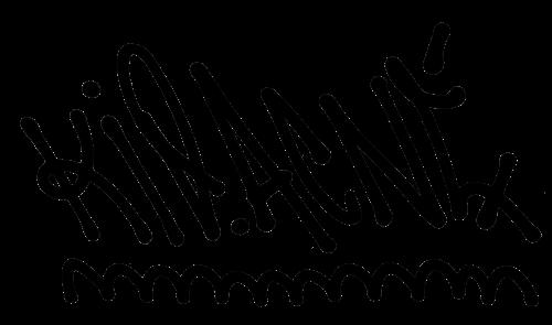 Artist signature 205