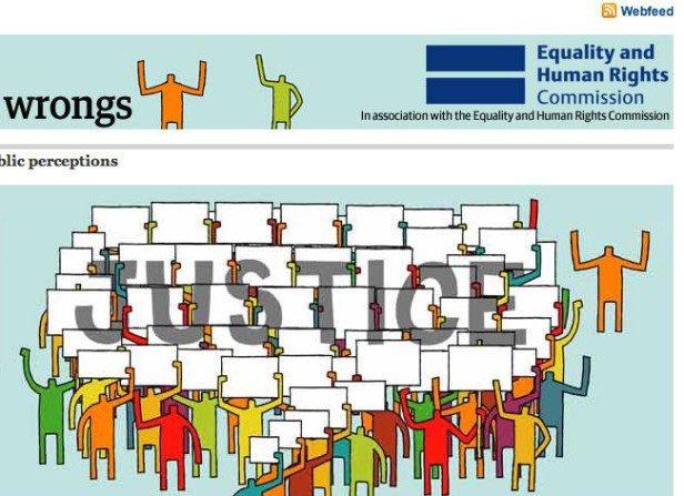 Tim Ellis / The Guardian Human Rights & Wrongs Website