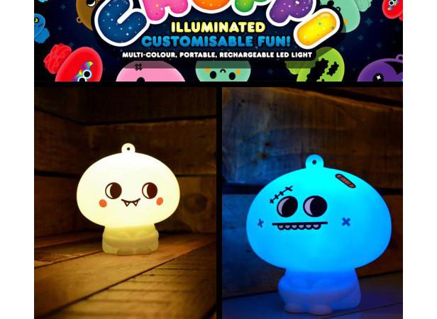Tado / Mathmos Chuppi Kids Night Light