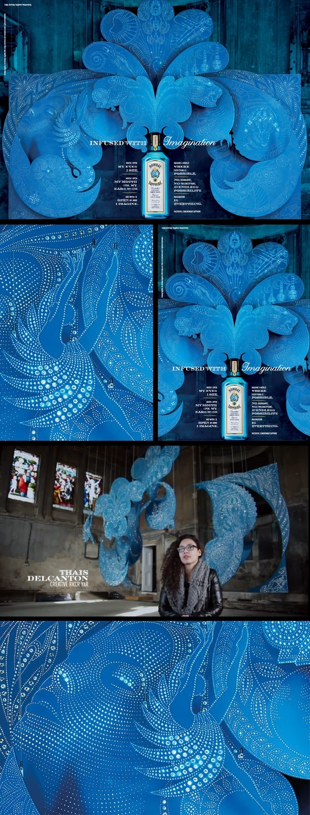 Yehrin Tong / Bombay Sapphire