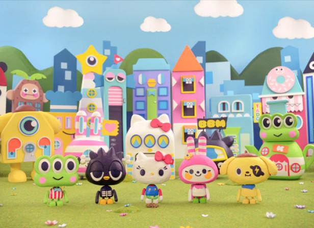 Tado / Hello Kitty 40th Anniversary