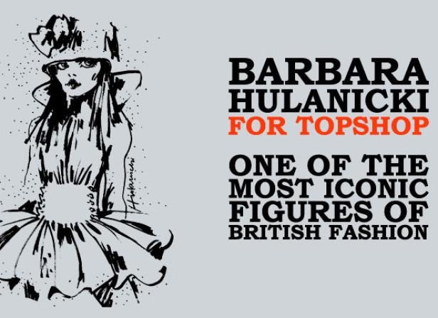 Barbara Hulanicki For Topshop