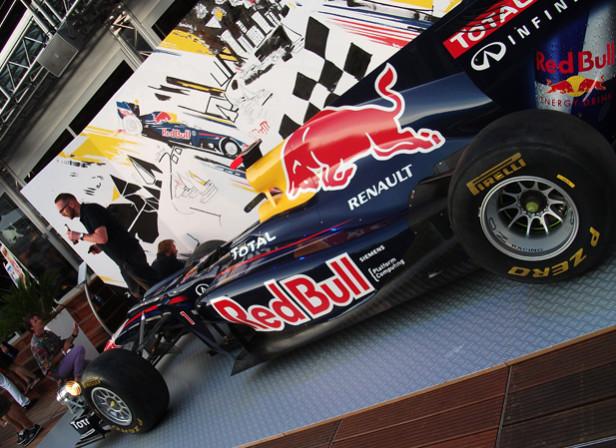 Ilovedust / Red Bull Racing /