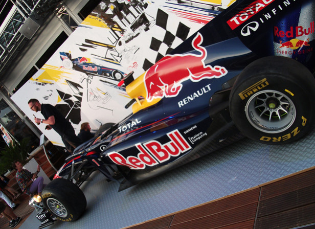 Ilovedust / Red Bull Racing /