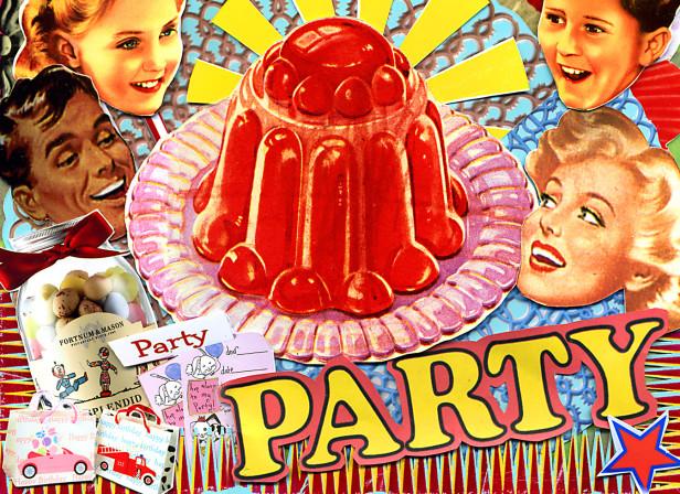 School Holidays Party Fortnum & Mason