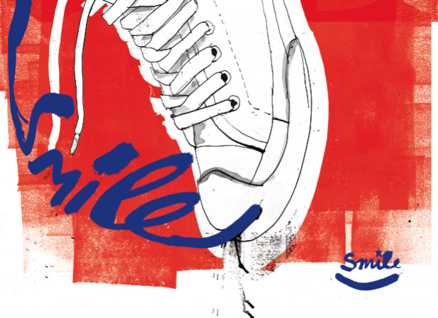 Converse Smile If You Want