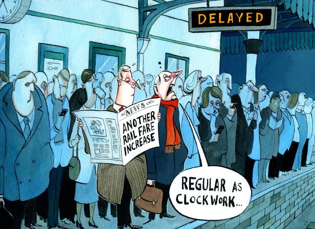 Regular as Clockwork