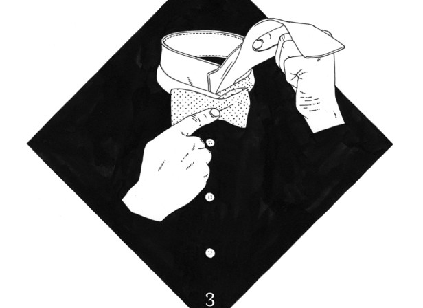 Marwood How To Tie Your Bow Tie