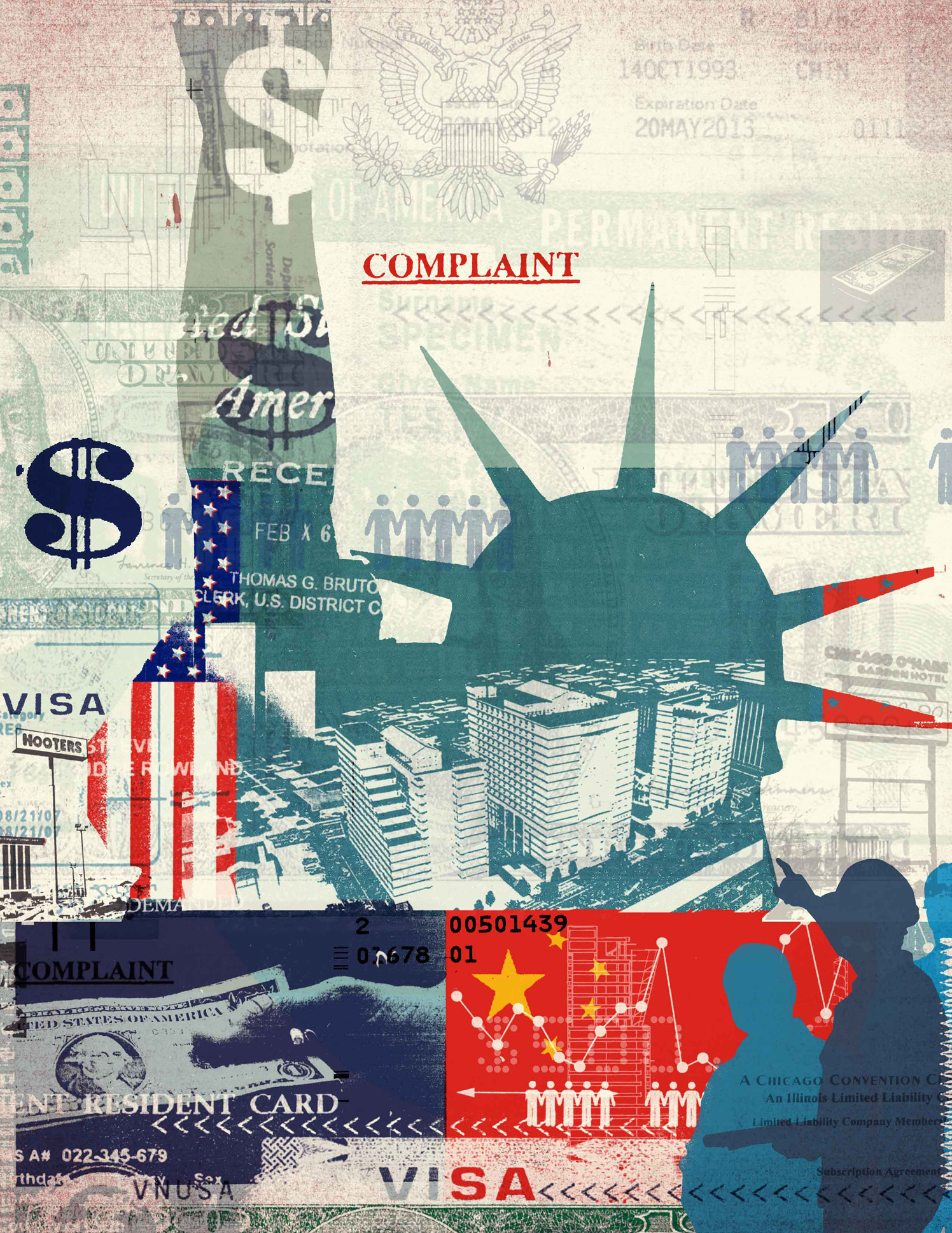 US Visa / Fortune Magazine