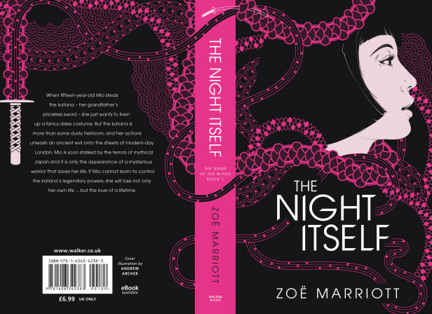 The Night Itself Book Cover