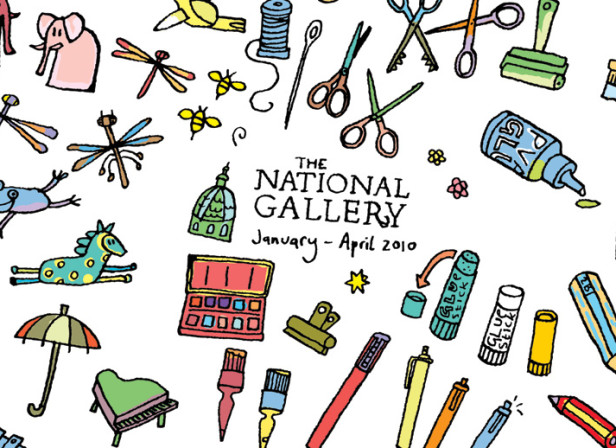 The National Gallery Wallpaper