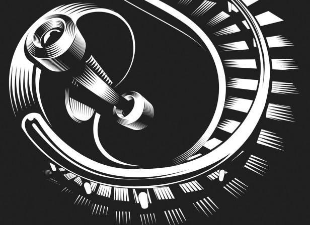 Converse Skateboard Escher