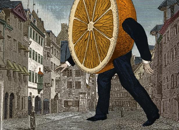 Orange walk