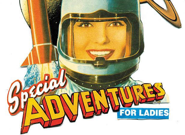 Women's Space Adventure Cosmopolitan