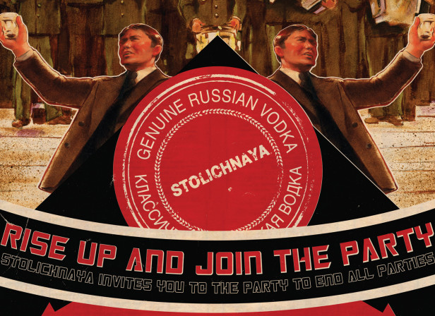 Stolichnaya Rise Up & Join The Party