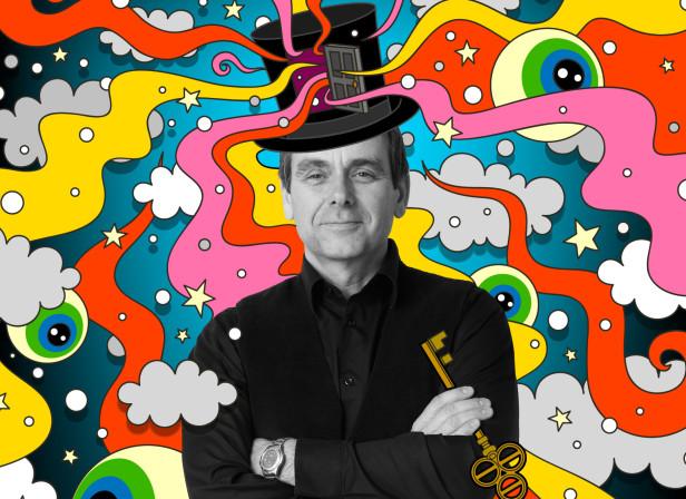 Tony Granger Shots Magazine Top Hat