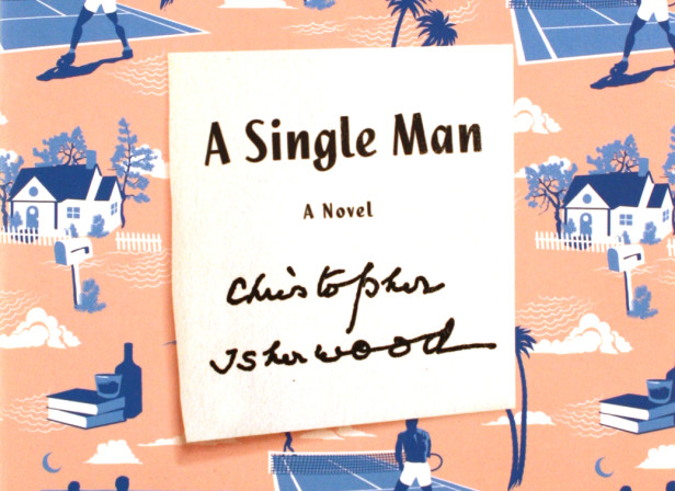 A Single Man Cover