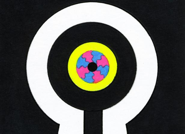 Tarot Keyhole