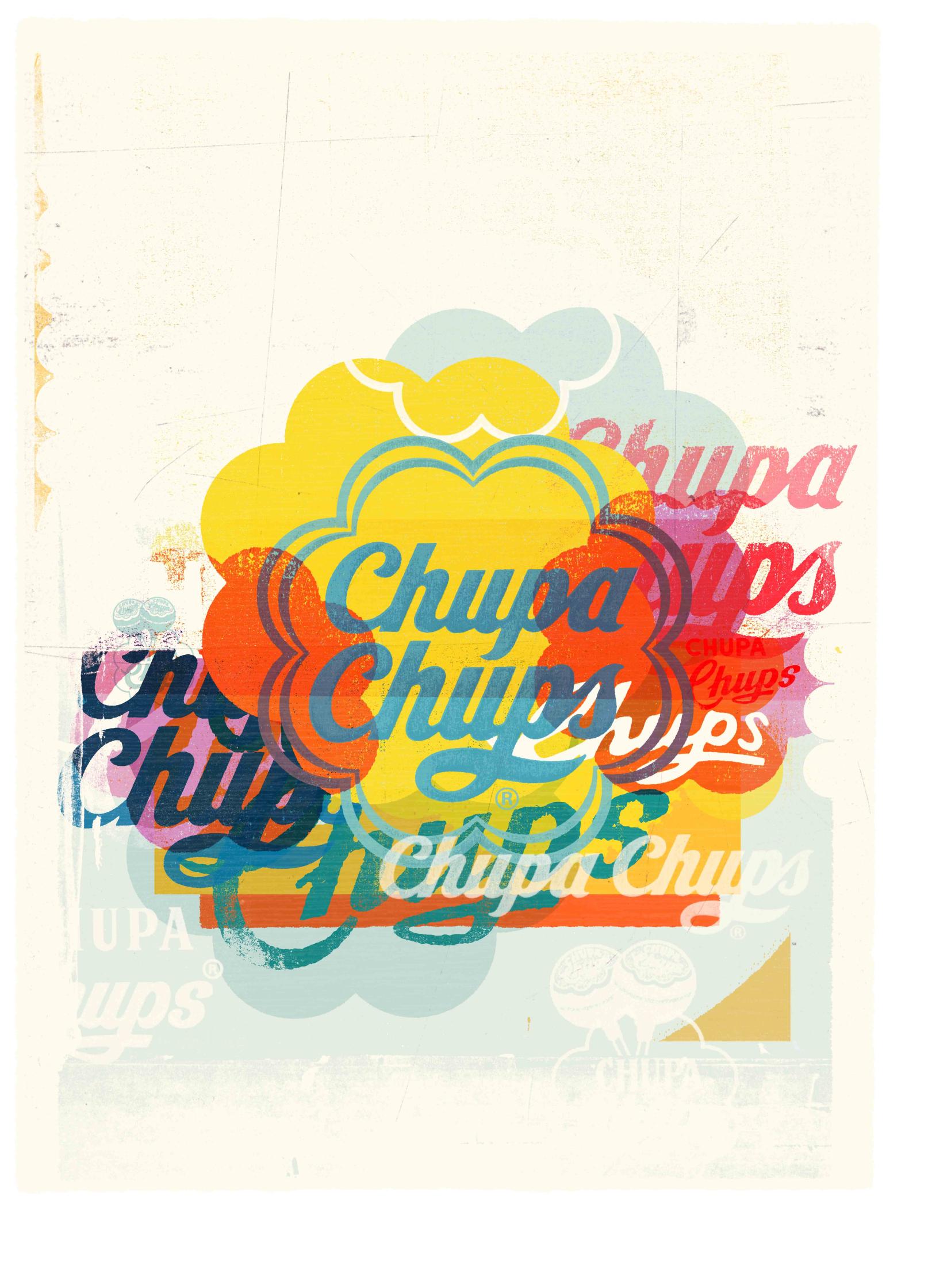 Chupa Chups Logos