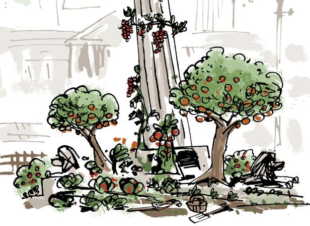 London Community Gardening