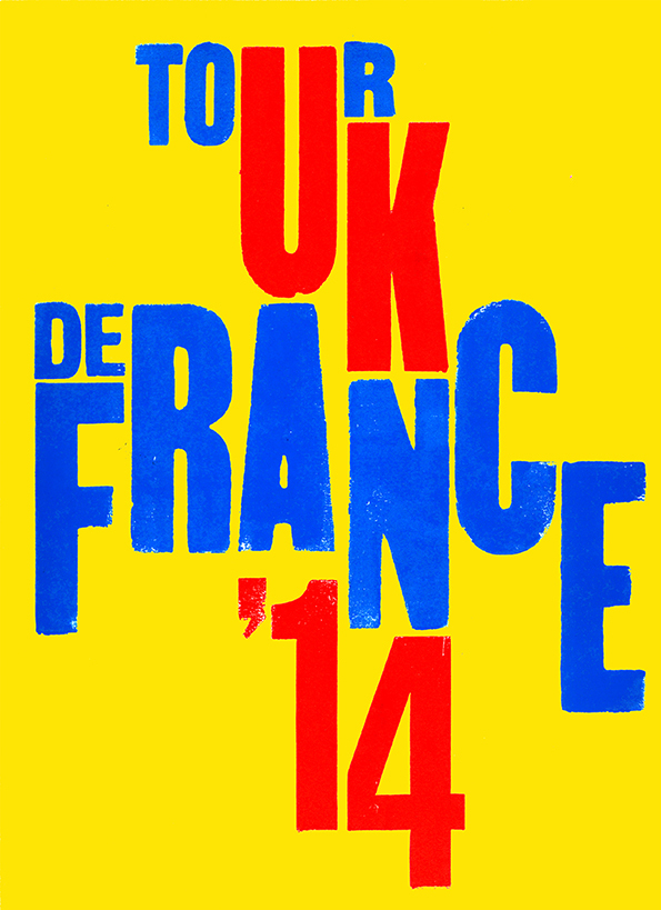Tour De France/UK 14 / Yorkshire In Yellow