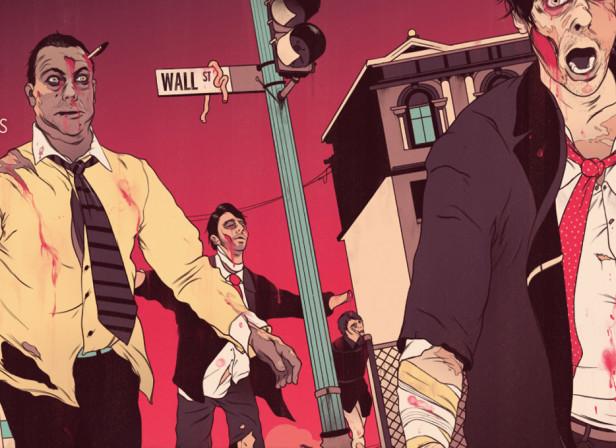Wall Street's Baaaack! / The New York Observer