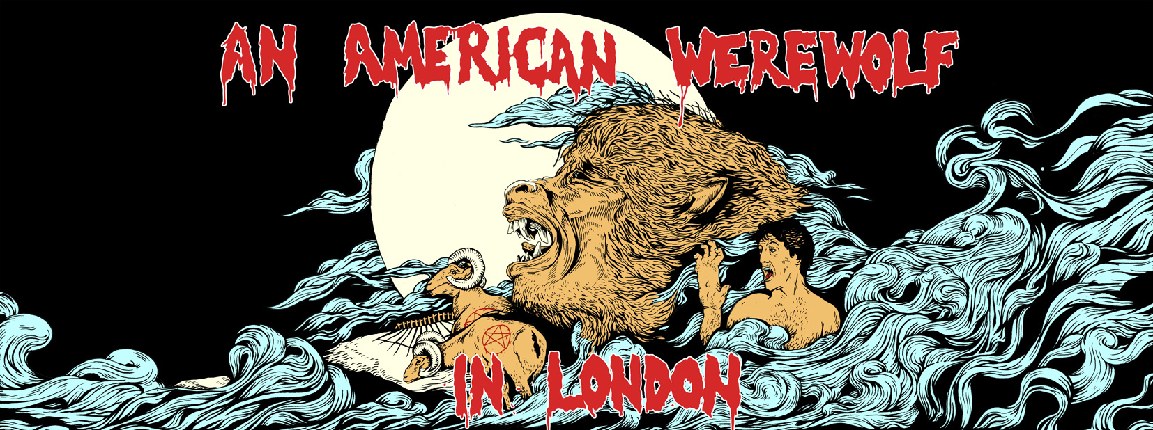 An American Werewolf In London / Little White Lies