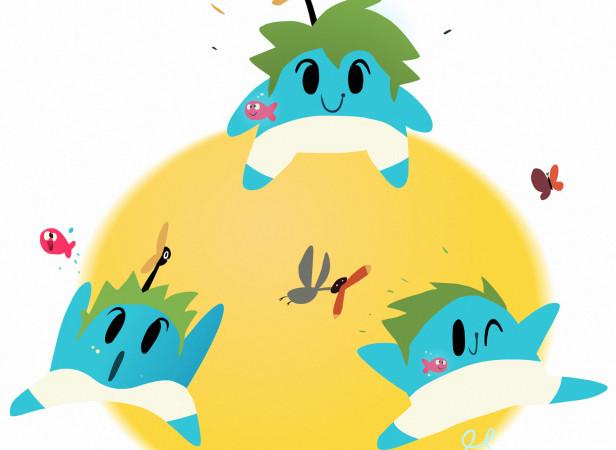 Balearic Islands Mascot 2