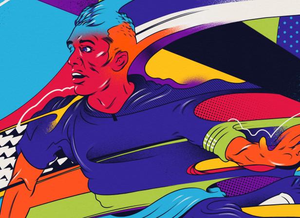 Robin van Persie / Adidas