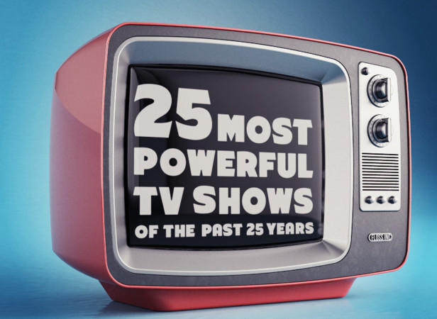 25 Most Powerful TV Shows