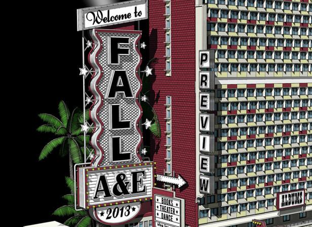 Fall A&E / Las Vegas Weekly