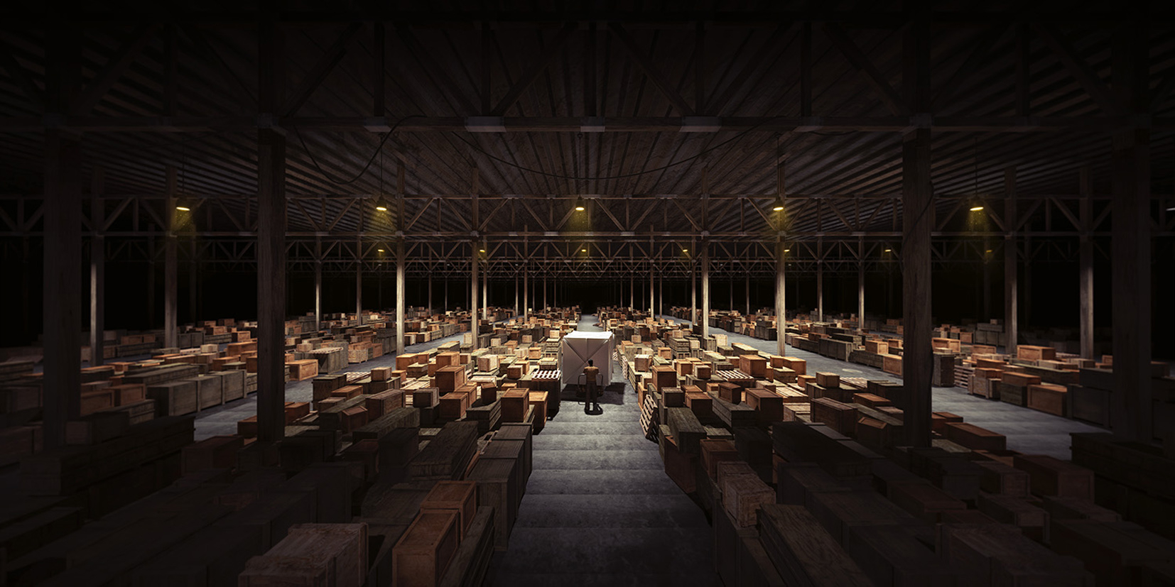 Warehouse / Popular Science