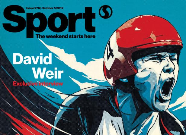 David Weir - Sport Cover