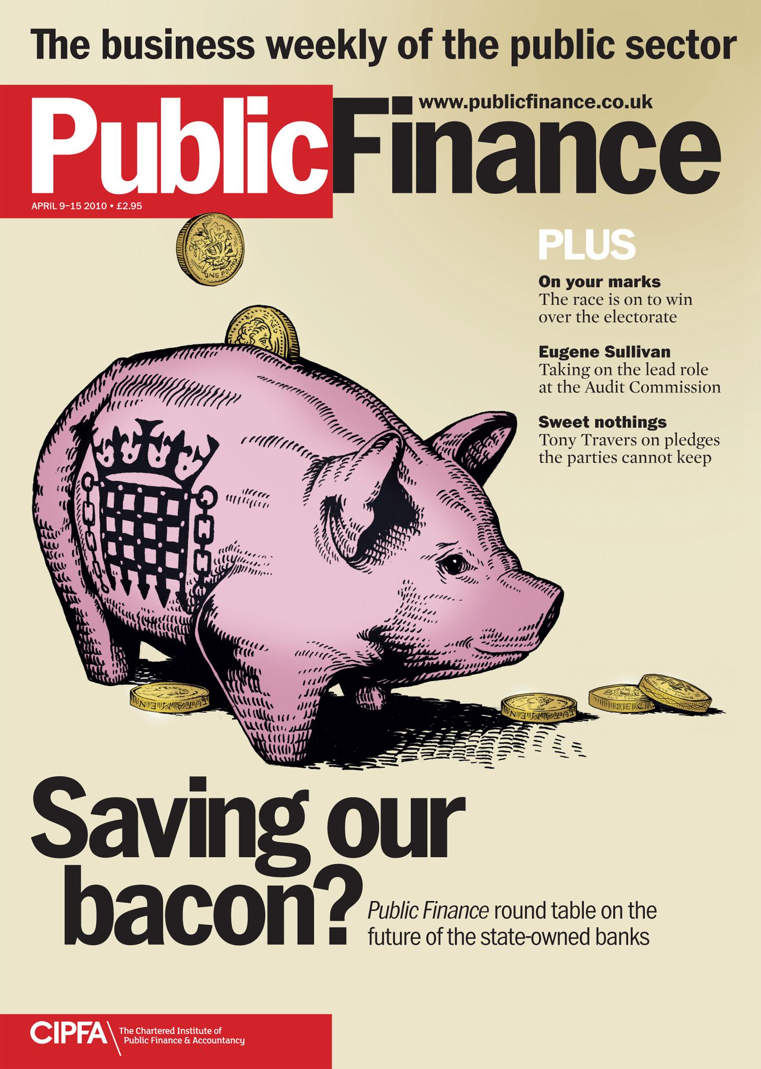 Saving Our Bacon / Public Finance Magazine