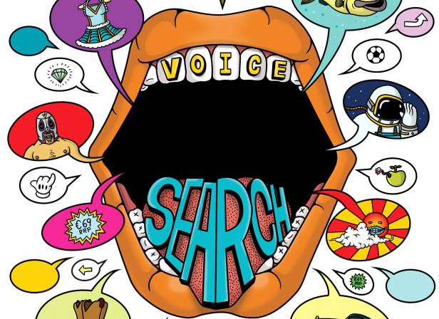 Vodafone Voice Search