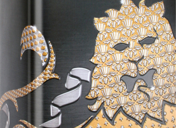 Chivas Regal Lion Tin