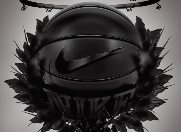 Nike Basketball Hoop