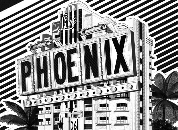 Phoenix Gigposter