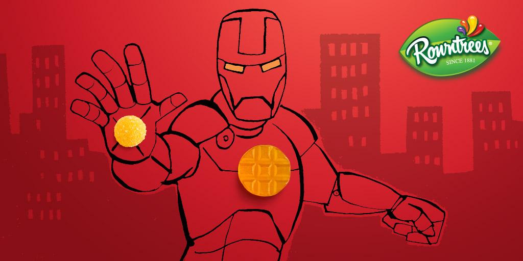 Rowntrees - Ironman
