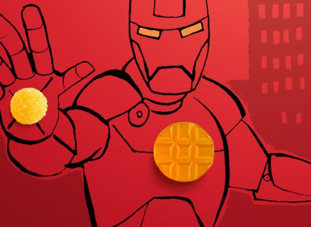 Rowntrees - Ironman
