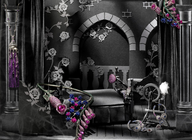 Harrods Magazine Fairy Tales Sleeping Beauty