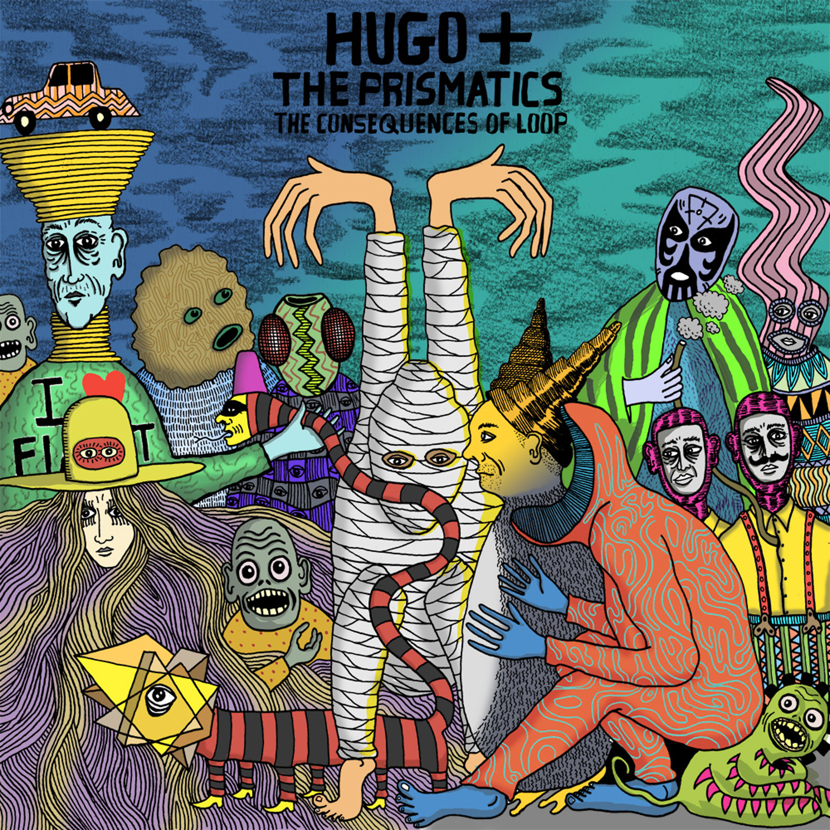 Hugo + The Prismatics / The Consequences Of Loop