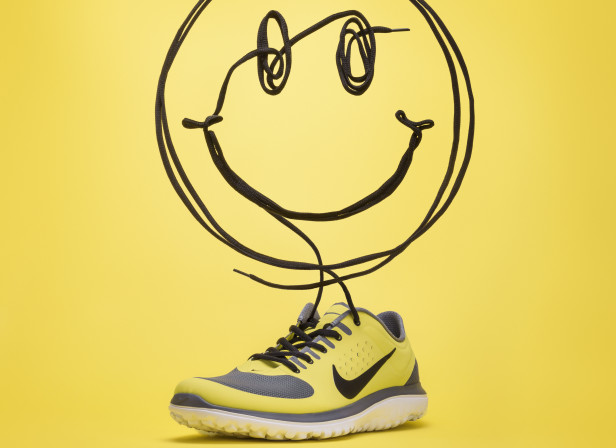 Smiley Shoes