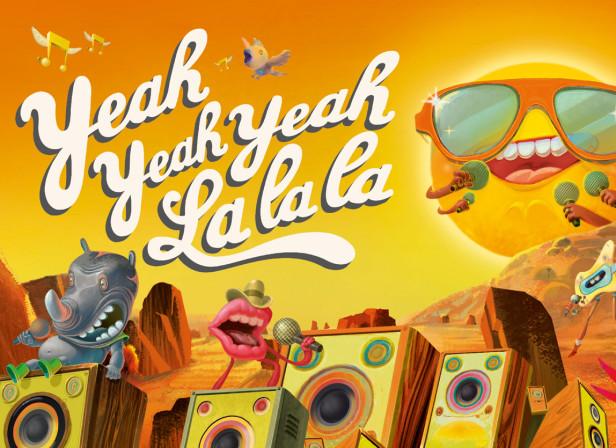 Coke Yeah Yeah Yeah La La La Rock 48