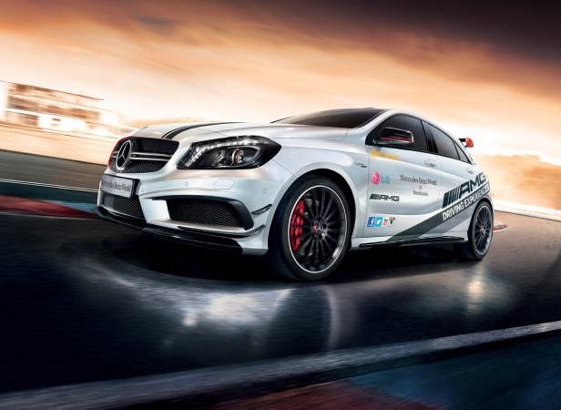 A45 AMG / Mercedes