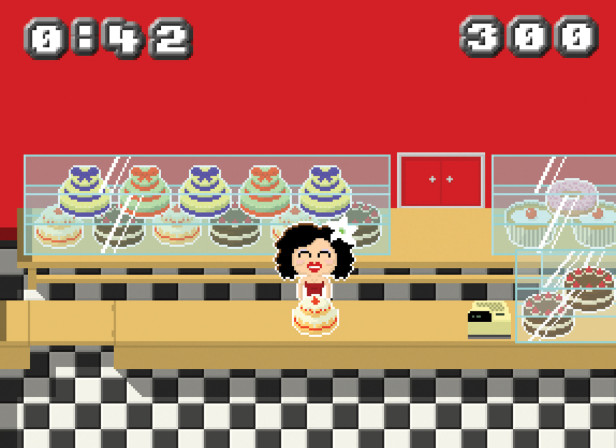 Edinburgh Fringe Festival Let Them Eat Cake Web Game