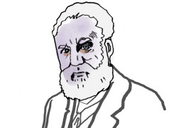 Alexander Graham Bell / Some of My Best Friends Are Scottish