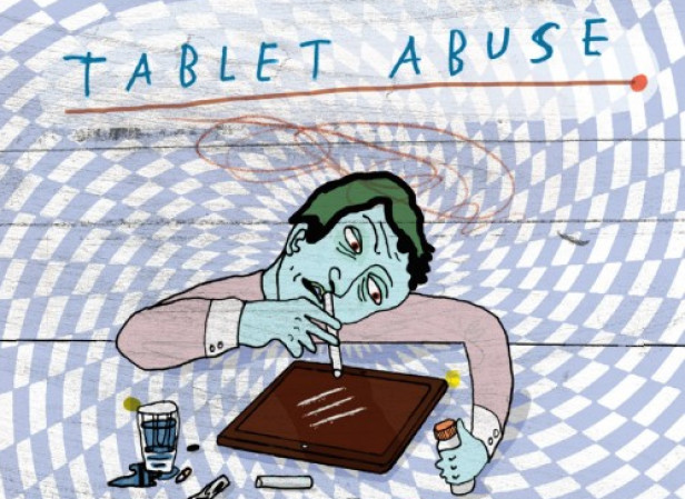 Silicon Valley Drug Abuse / DuJour Magazine