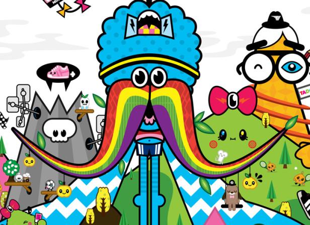 Tado Characters Toys Vinyl Toys Artists Debut Art