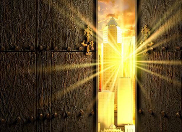 Opening The Door To Gold